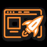 Ícones - Desenvolvimento e Criação de WebSites - Tomorrow Agency