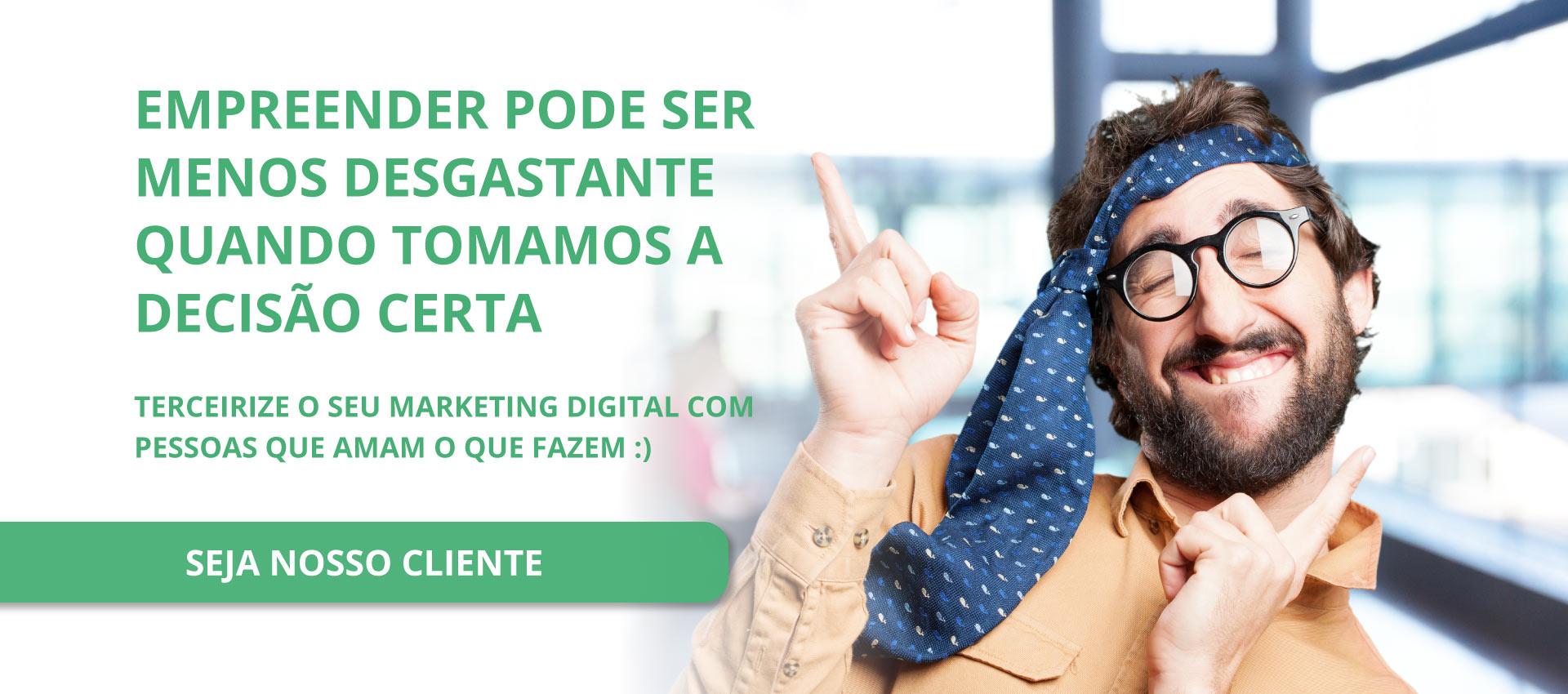 Tomorrow Agency - Seja nosso Cliente